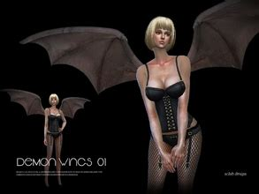wings sims4 cc sims 4 downloads wings