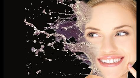 photoshop cs3 water effect tutorial photoshop tutorial water splash effect youtube