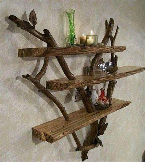 wooden art home decorations 30 diy rustic decor ideas using logs home design garden architecture blog magazine