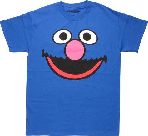 Sesame Shirt sesame grover mighty t shirt