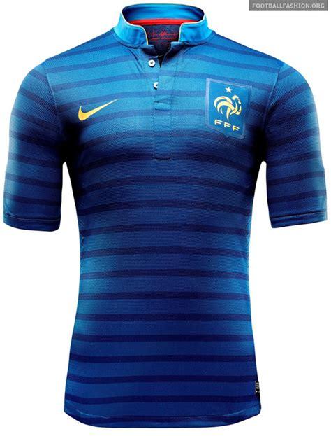 T Shirt Prancis foto detail jersey home prancis 2012 bola net