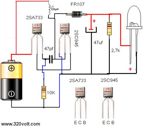 what resistor do i need for led 3v 3v leds run on 1 5v batteries electronics projects circuits