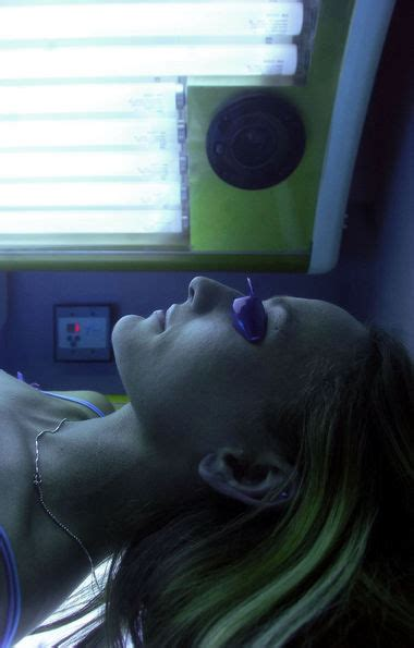 teens  banned  tanning salons mlivecom