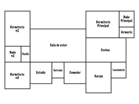 Floor Plan In Spanish | floor plan puzzle pdf google drive spanish 1