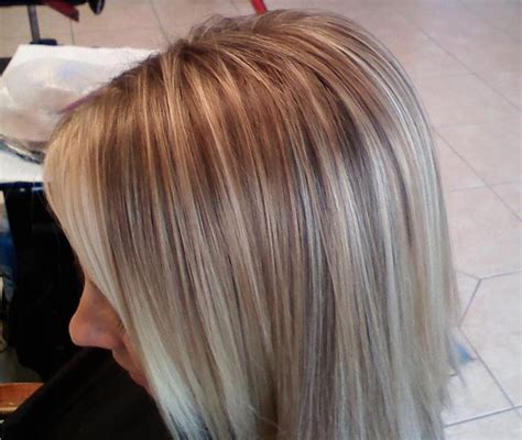 getting lowlioghts and highlights together modern colors to highlight the perfect haircut in st