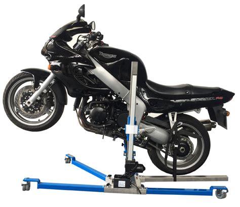 Motorradheber Gabel by Motorradheber Hooverbikerlift Bremsen Entl 252 Ften Ganz