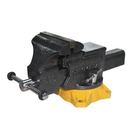 home depot bench vice olympia 6 in mechanic s bench vise 38 616 the home depot