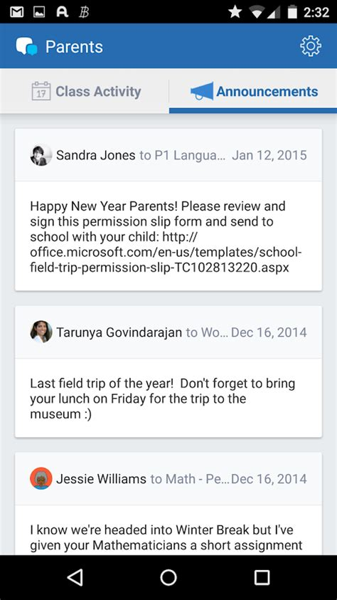 edmodo what can parents see edmodo for parents android apps on google play