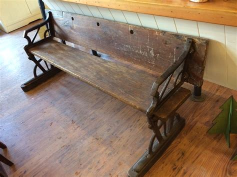 old school bench old school bench for outside outdoor spaces pinterest