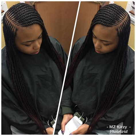 2 layer feeder braids w side part crochet braids feeder braids styles in 2019 braided
