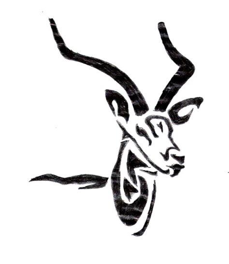 gazelle tribal by thodragonfire on deviantart