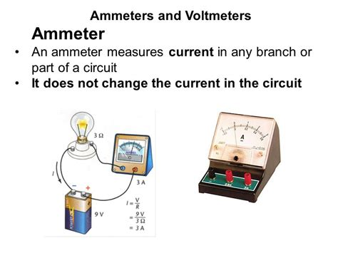 voltmeters and ammeters circuits jeffdoedesign
