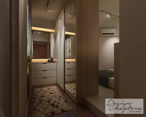 Bedroom Wardrobe Ideas Singapore Hdb Bto 4 Room At Punggol Waterway Terrace Ii