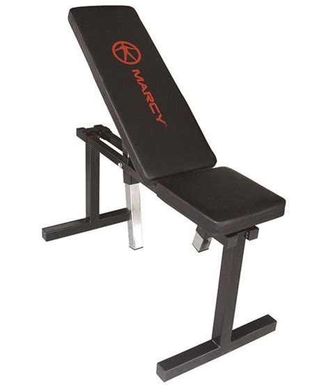 marcy flat bench marcy adjustable flat exercise bench buy online at best