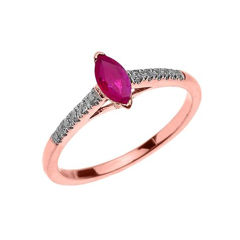 Ruby 29 3ct 0 3ct ruby and modern solitaire engagement ring in
