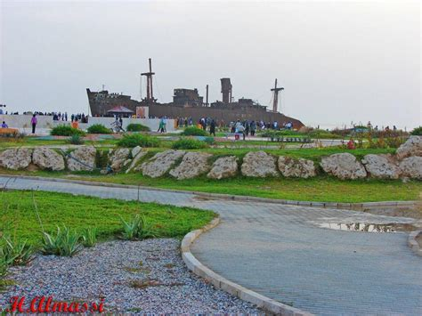 kish island tishineh tourism