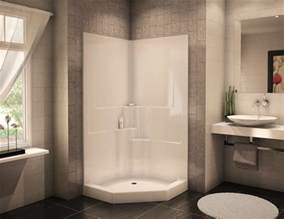 Interactive Bathroom Design Colors Sh Na Corner Shower Aker By Maax