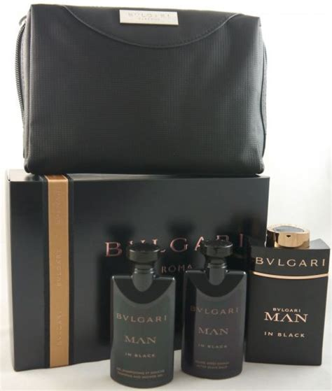 Bvlgari In Black Set bvlgari in black gift set price review and buy in