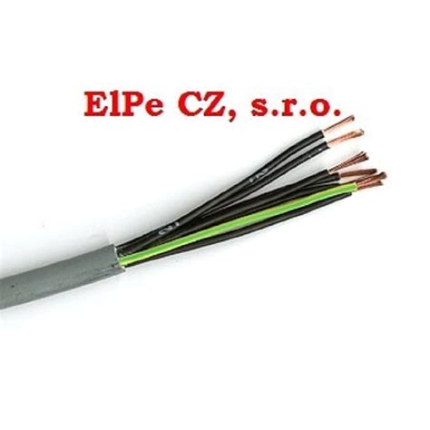 Kabel Ysly Kabel Ysly Jz 4x0 5 Cysy A Cyly Elpe Cz S R O Praha