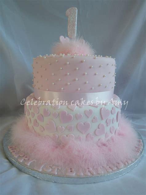girls st birthday cake cakecentralcom
