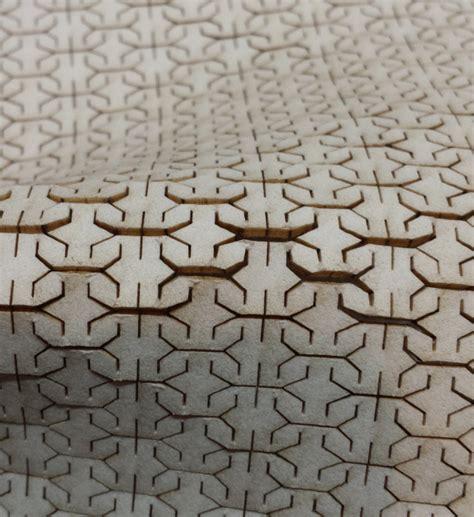 design patterns for flexible manufacturing adventures in laser kerf bending core77
