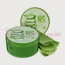 Pelembab Aloe Vera Gel my shop nature republic soothing moisture aloe vera soothing gel