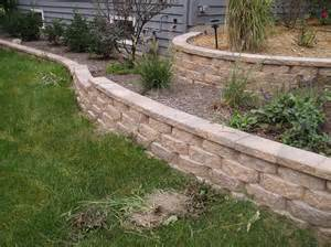 retaining wall pavers garden center plant nursery home landscape materials