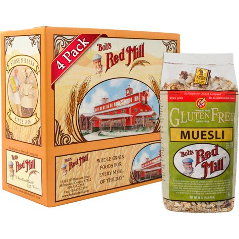country style nutritional information bob s mill muesli nutrition facts