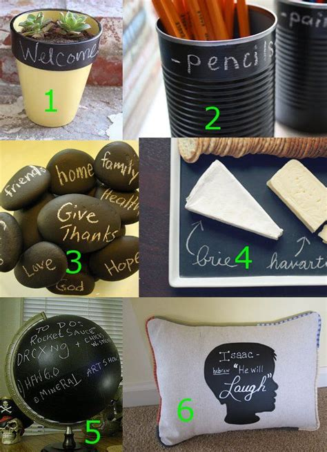 chalk paint projects chalkboard paint projects diy diy