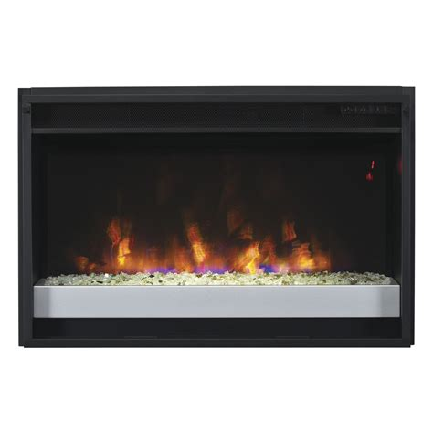 Electric Fireplace Insert Classic 27 Quot Electric Fireplace Insert 26ef031gpg 201 Electric Fireplaces