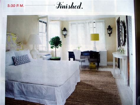 Bedroom Makeover In A Day My Notting Hill Amanda Nisbet S 1 Day Bedroom Makeover In