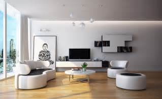 Modern Livingroom Furniture Modern Black White Living Room Furniture Interior Design