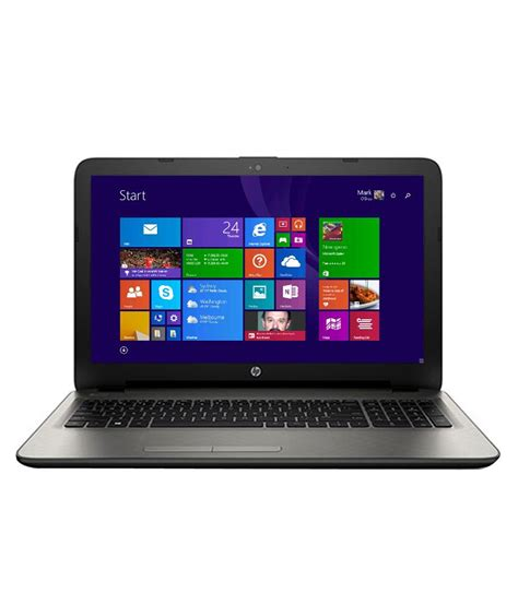 Laptop Hp I3 Ram 2gb hp 15 ac030tx notebook m9v10pa 5th intel i3 4gb ram 1tb hdd 39 62 cm 15 6