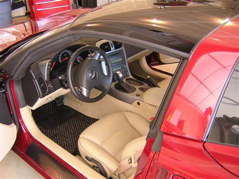 black floor mats with interior corvetteforum