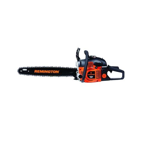 remington chain saws 20 in 46 cc 2 cycle gas chainsaw