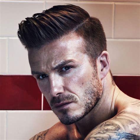 mens hair styles tgrought time 10 david beckham trendsetter hairstyles all time best