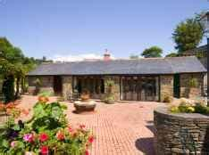 Waterfall Farm Cottages by Malston Mill Farm Self Catering Cottage Fishing Holidays