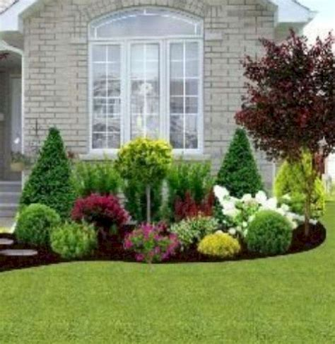 awesome front yard garden design ideas housecom