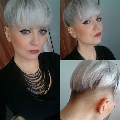 what best hair cut for thin fine grey hir for over 70 women 17 best images about silver grey hair on pinterest