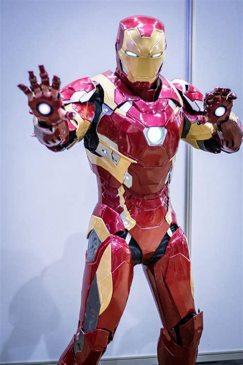 iron man mk cosplay oucd deviantart