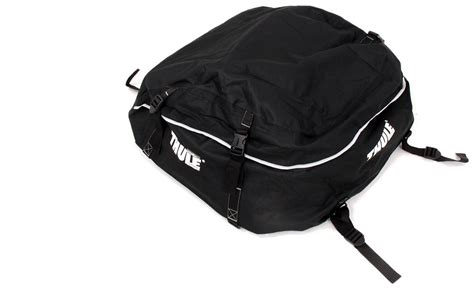 thule outbound rooftop cargo bag 13 cu ft thule roof bag