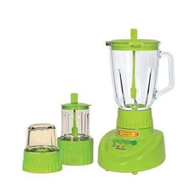 Blender Bumbu Miyako jual miyako bl 152 gf blender 3 in 1 hijau 1 5 l harga kualitas terjamin blibli