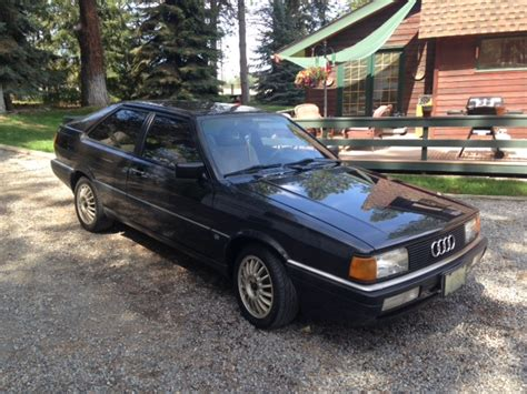 Audi A8 Coupe For Sale by Audi Other 1985 Audi Coupe Gt Audiworld Forums