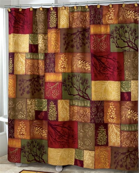 rustic curtains rustic luxury star shower curtain reclaimed furniture