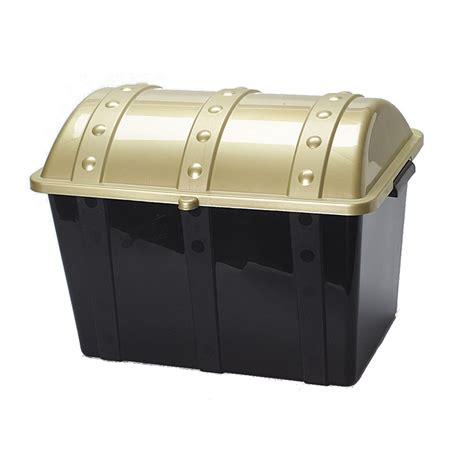 treasure chest 14 quot plastic pirate treasure chest