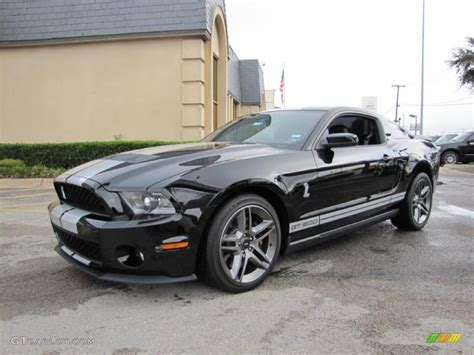 mustang gt500 black ford mustang shelby gt500 black images
