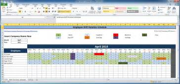 Jobs Pottery Barn Color Coded Year Calendar Template Calendar Template 2016