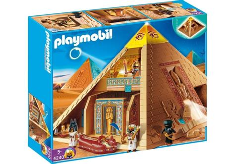 Piramida Set by Playmobil Set 4240 Pyramid Klickypedia