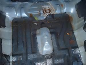 1999 civic si water draining into trunk honda tech