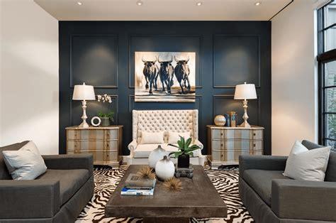 living rooms  accent walls